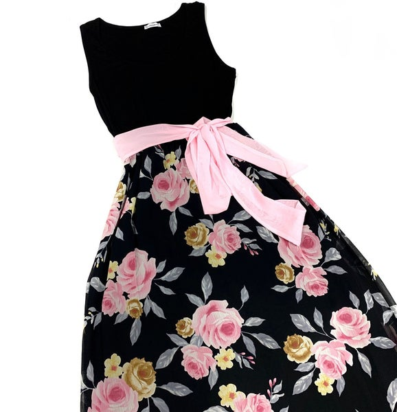 Blooming Love Maxi Dress