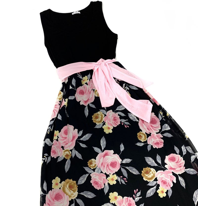 Blooming Love Maxi Dress