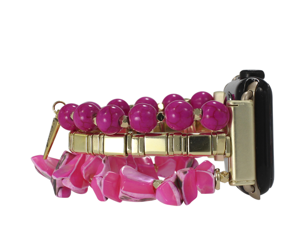 Erimish Apple Watch Band- Hot Pink