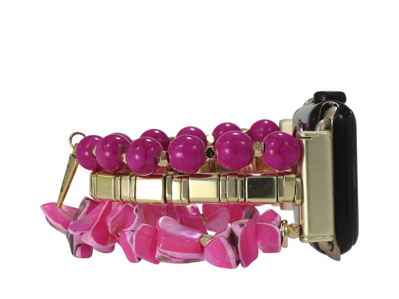 Erimish Apple Watch Band- Hot Pink
