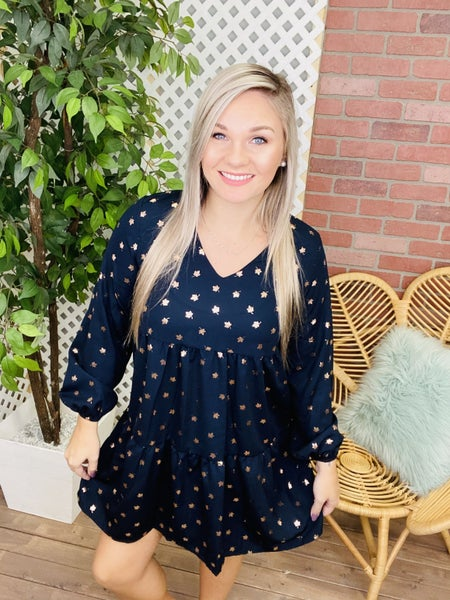Lost In Fall Memories Dress