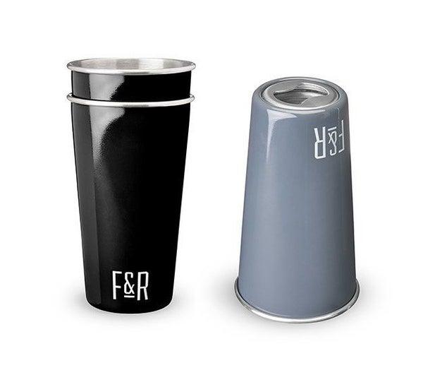 Pint Cup Bottle Opener Set