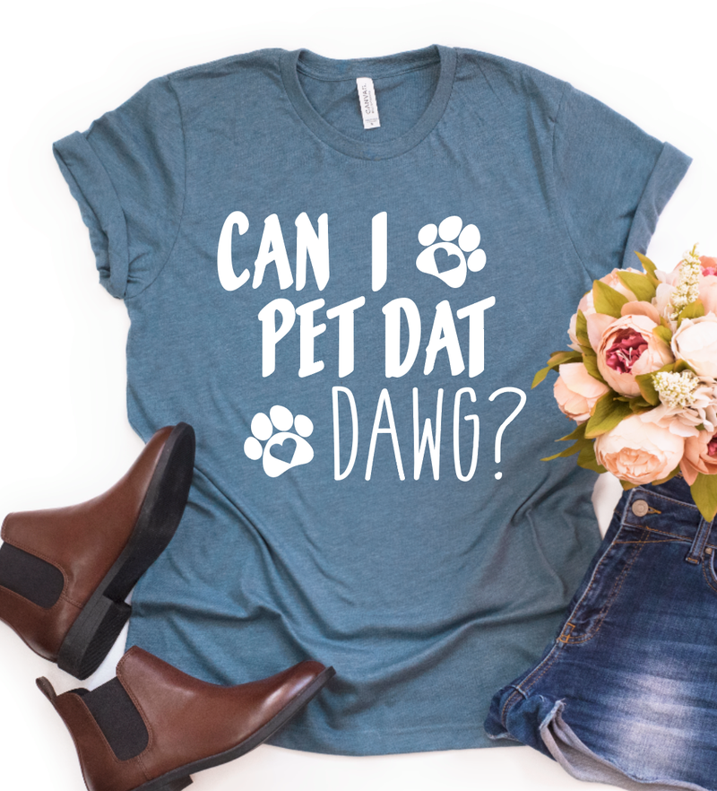 *PREORDER* Can I Pet That Dawg?
