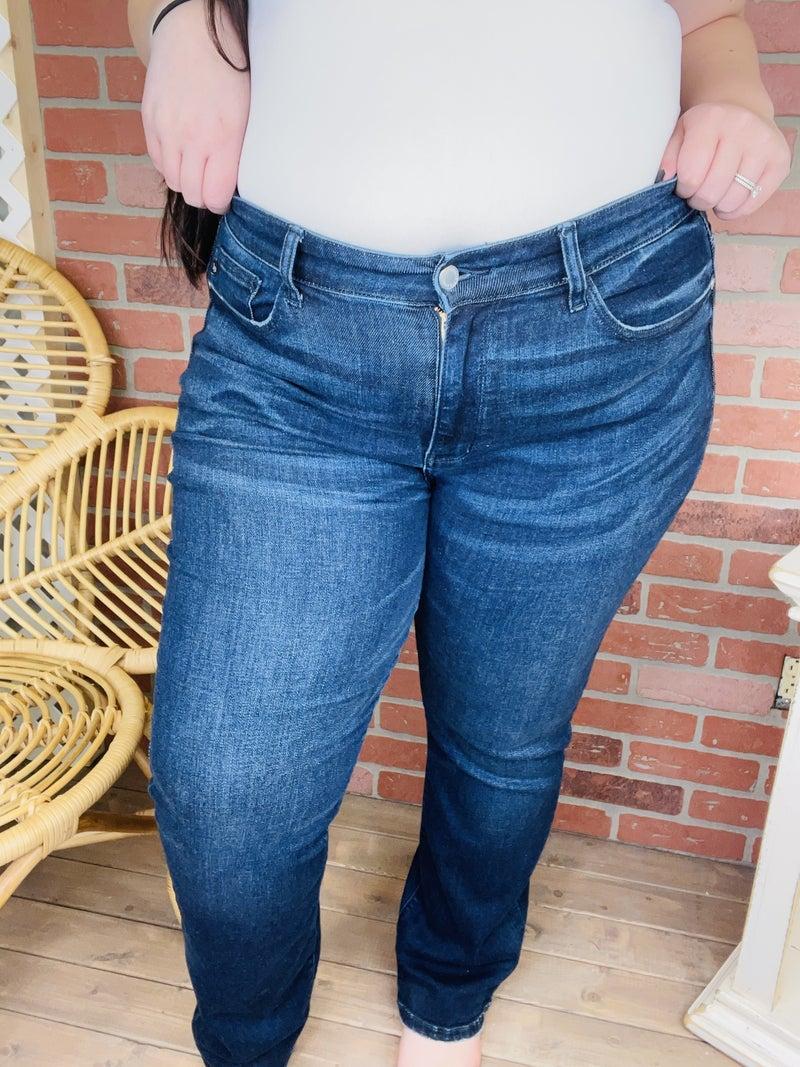 "Judy Blue ""Late Night Walk"" Bootcut Jeans"