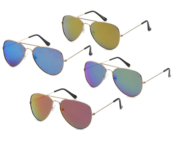 Air Force Multi-Colored Aviators
