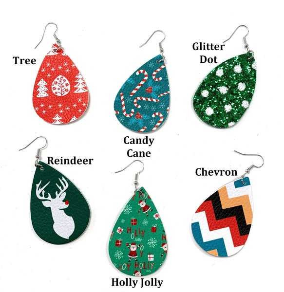 *BLACK FRIDAY* Christmas Earrings