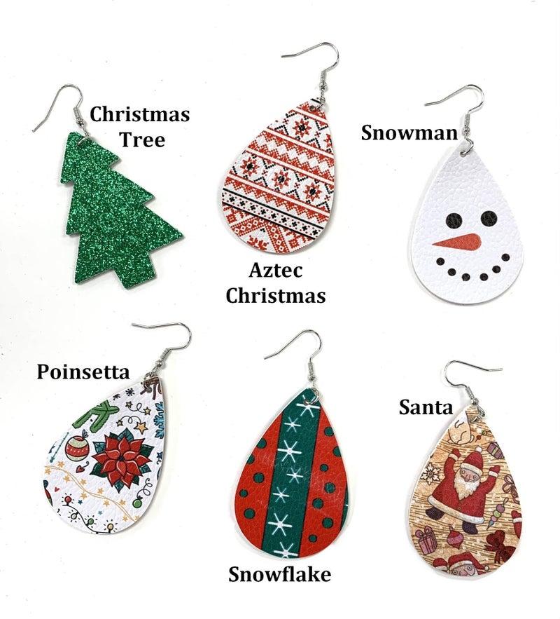*BLACK FRIDAY* Christmas Earrings
