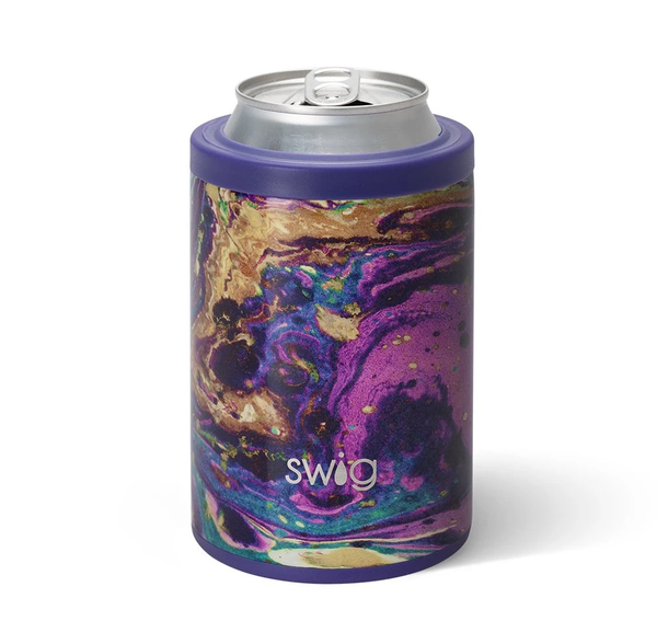 Swig Purple Reign Can & Bottle Cooler