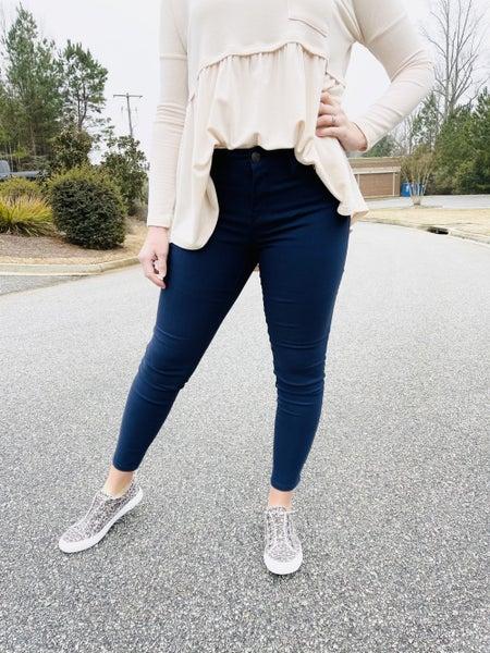 YMI Hyperstretch Skinny Jean