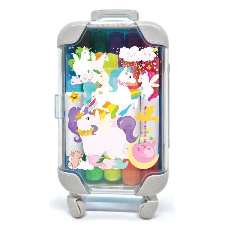 Kids Stamp N Color Marker Set