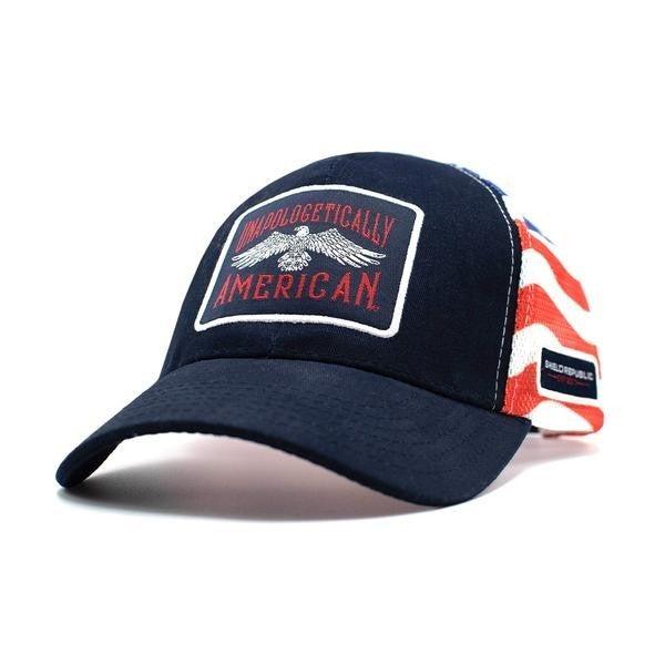 Shield Republic Unapologetically American Hat