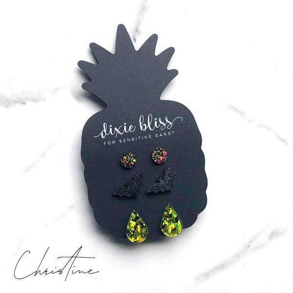 Dixie Bliss Christine Earrings