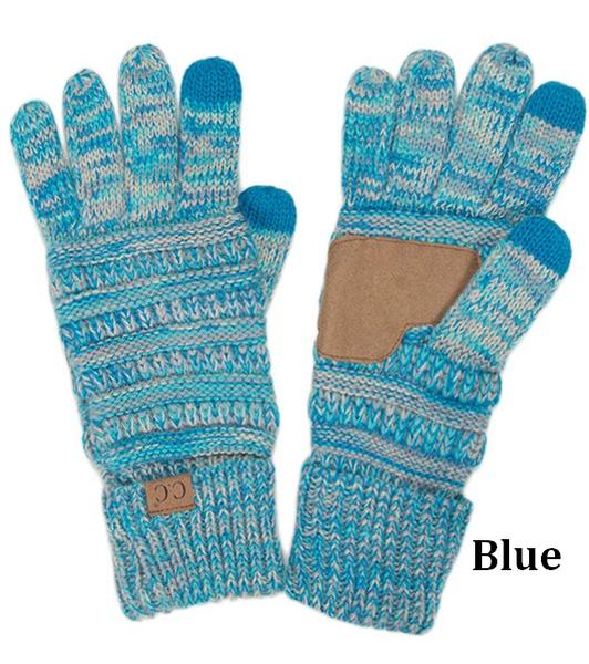 CC Four Tone Gloves