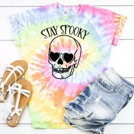 *PREORDER* Stay Spooky Tee