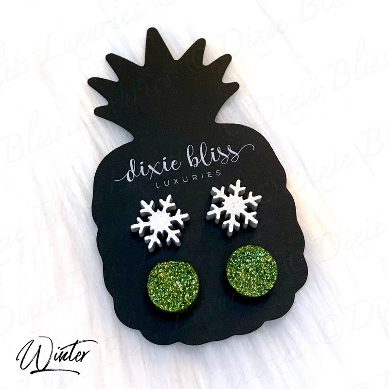 Dixie Bliss Winter Duo