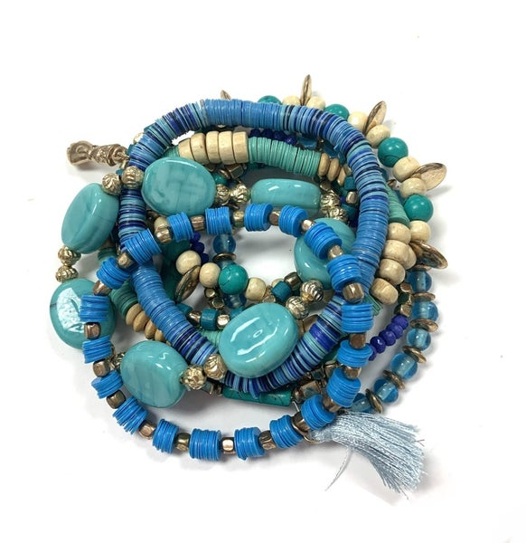 Endless Ocean Bracelet Set