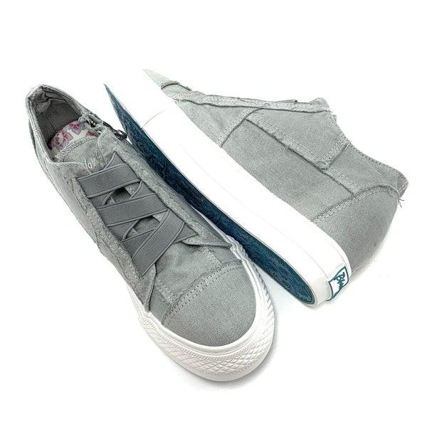 Blowfish Grey Mamba Sneakers