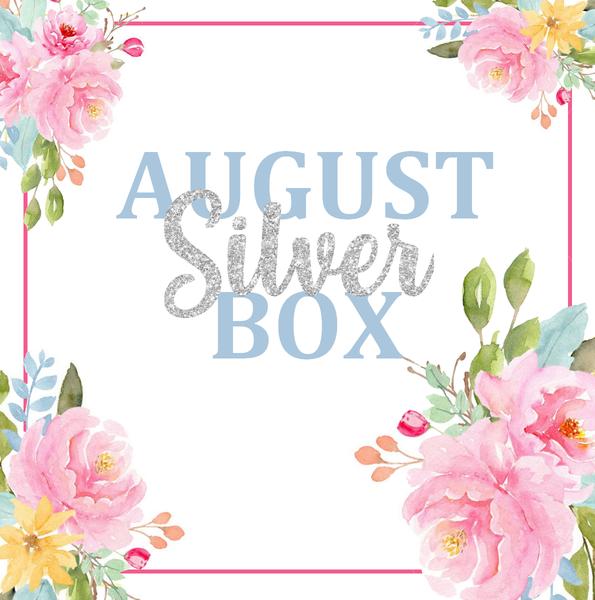 August Silver Box