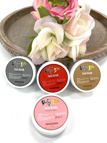 Dirty Bee Face Scrubs