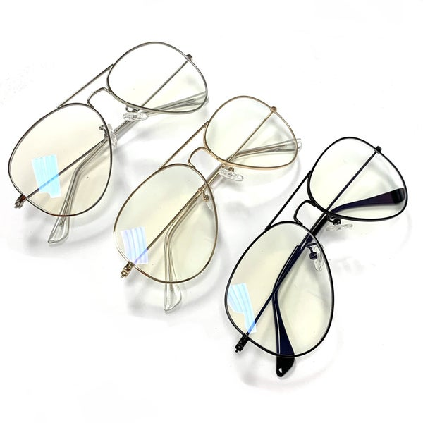 Oversized Blue Light Blockers