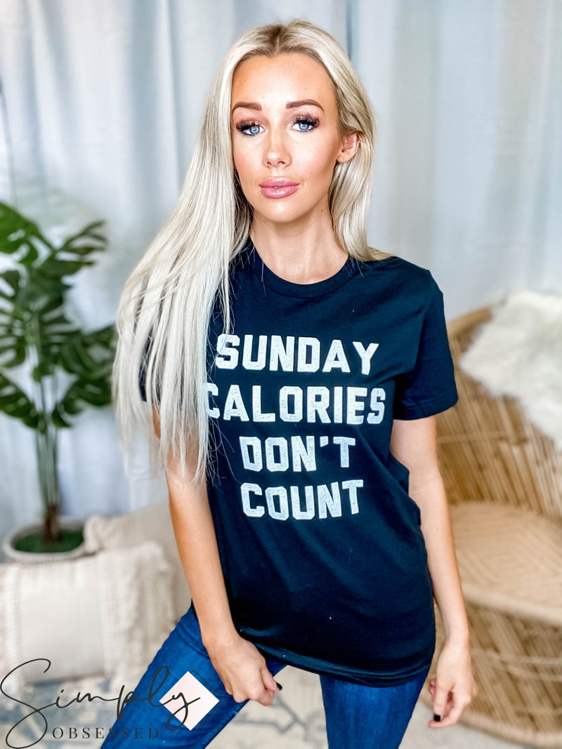 The Light Blonde - Sunday Calories Tee