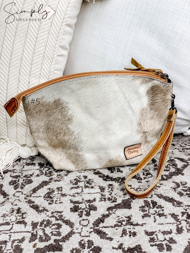 American Darling - Wristlet detail small bag
