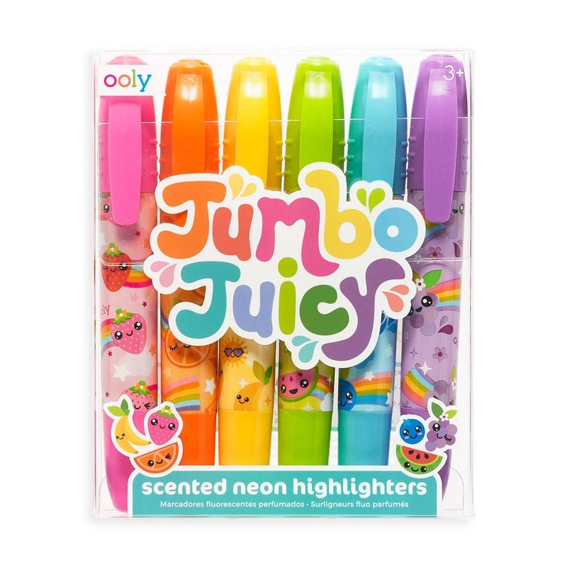 FAIRE-JUMBO JUICY SCENTED HIGHLITERS