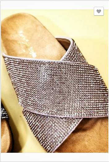 Lets See Style - Strap detail sandals