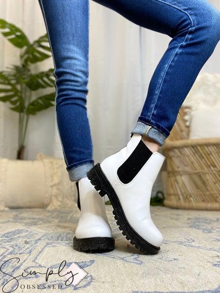 Ccocci - Slip on Calf High Boots