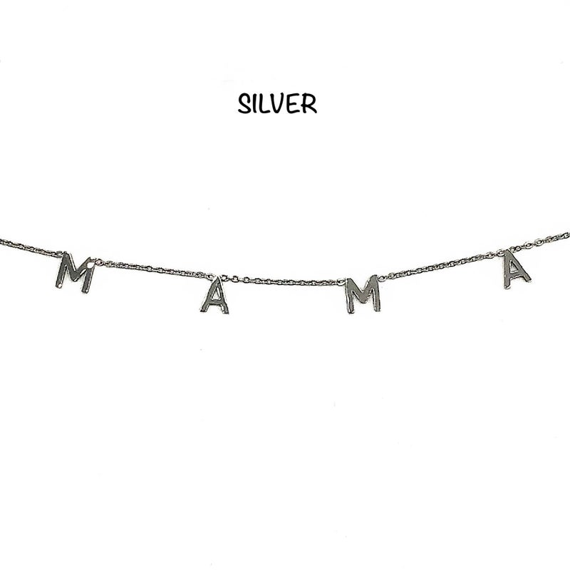 JRH - Mama Necklace