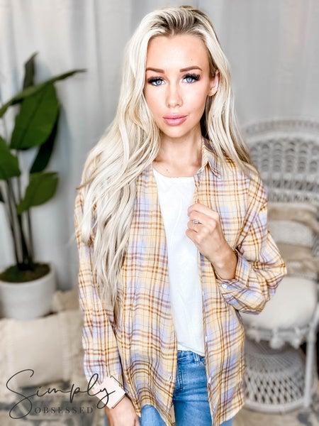 Lily Clothing - Plaid Summer Shirt