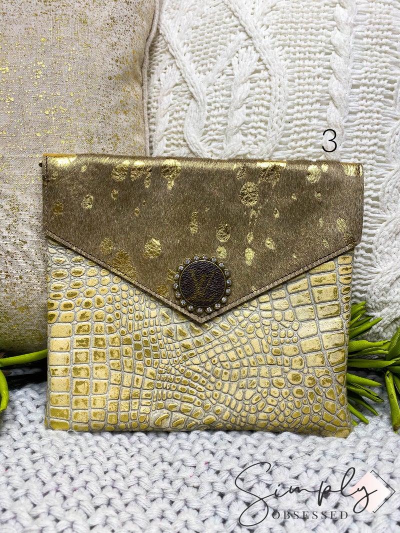 Flap Handbag