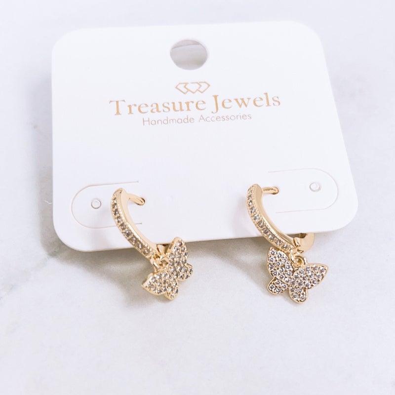 Treasure Jewels - Butterfly Huggies