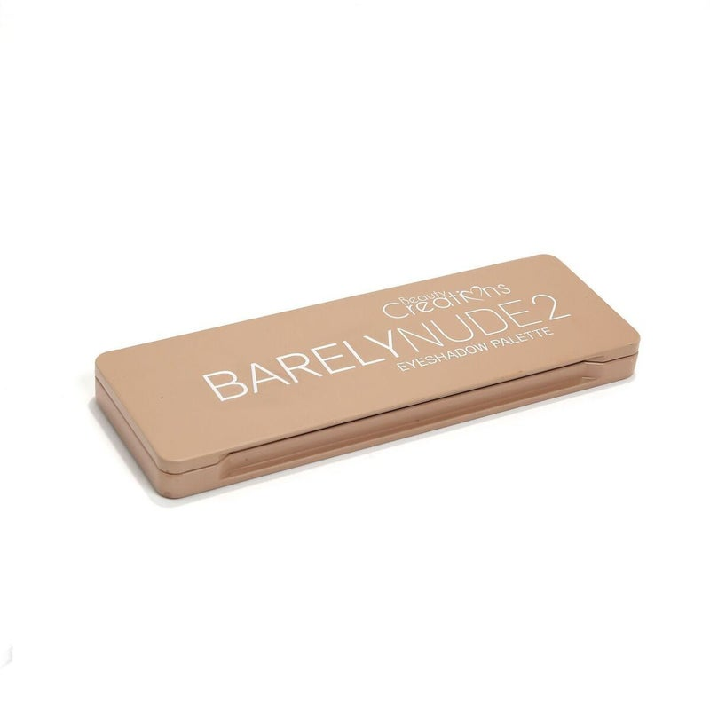 Beauty Creations Cosmetics - Barely Nude 2 Eyeshadow Pallet