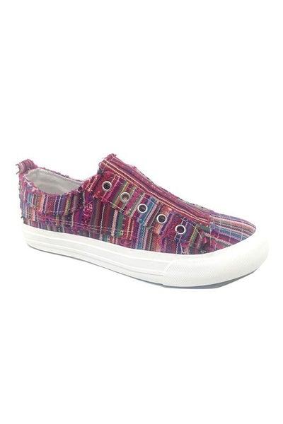 Gypsy Jazz - Casual slip on sneakers