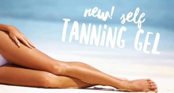 Sunright Insta Glow Tanning Gel