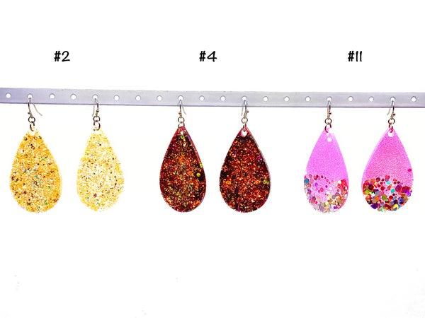 FAIRE - Various Glitter Earrings