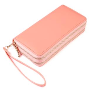 MYS - Double zip around wallet
