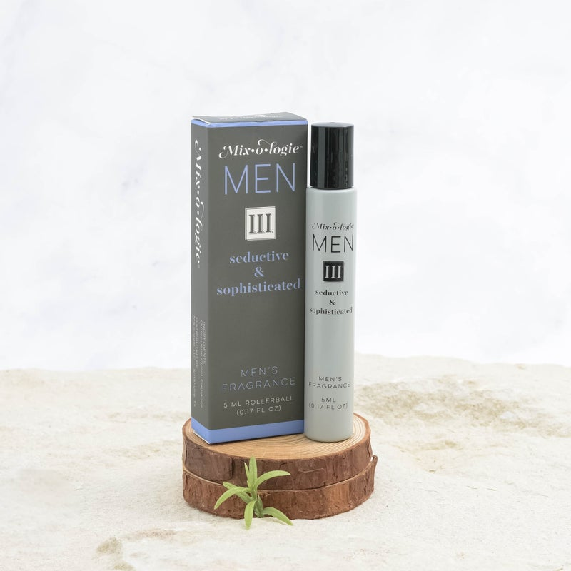 Mix-o-logie - Fragrance for Men - III (Seductive & Sophisticated)