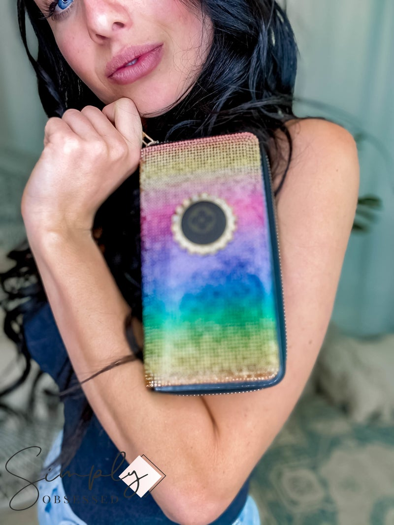 UpCycled - Bedazzled Wallets
