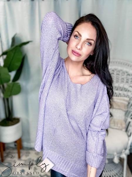 Jodifl - Knit Sweater Top