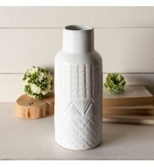 VIP ATL - Antique Finish Hand Painted Vase 2