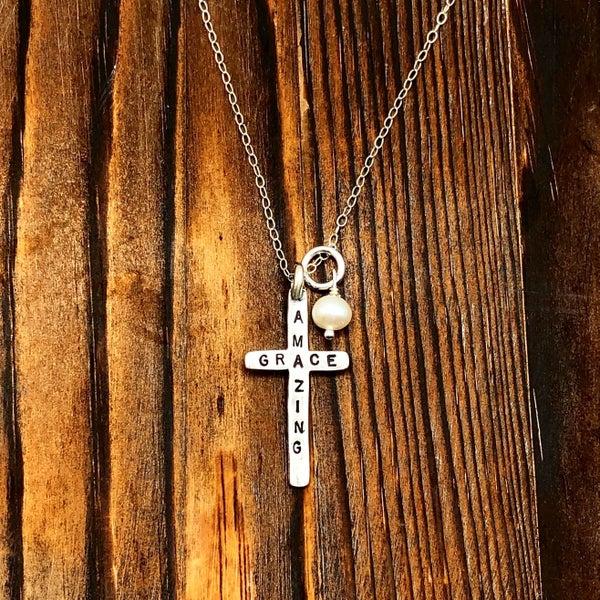 VJ - Amazing Grace Necklace