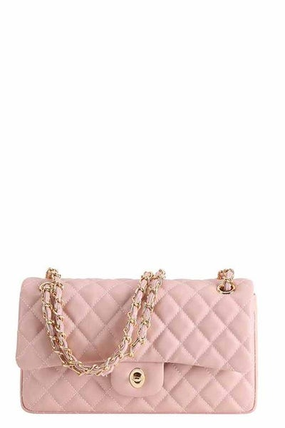 Catherine K. Collections - Textured faux leather purse