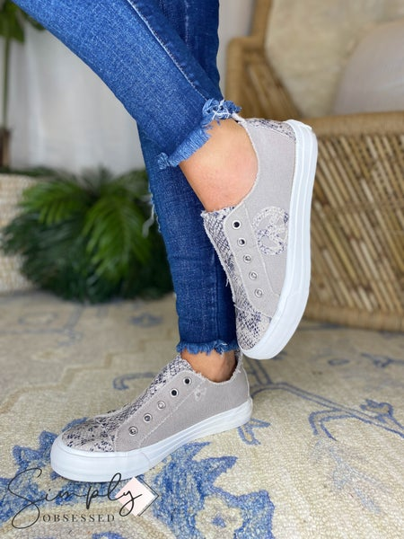 Gypsy Jazz - Slip on sneaker