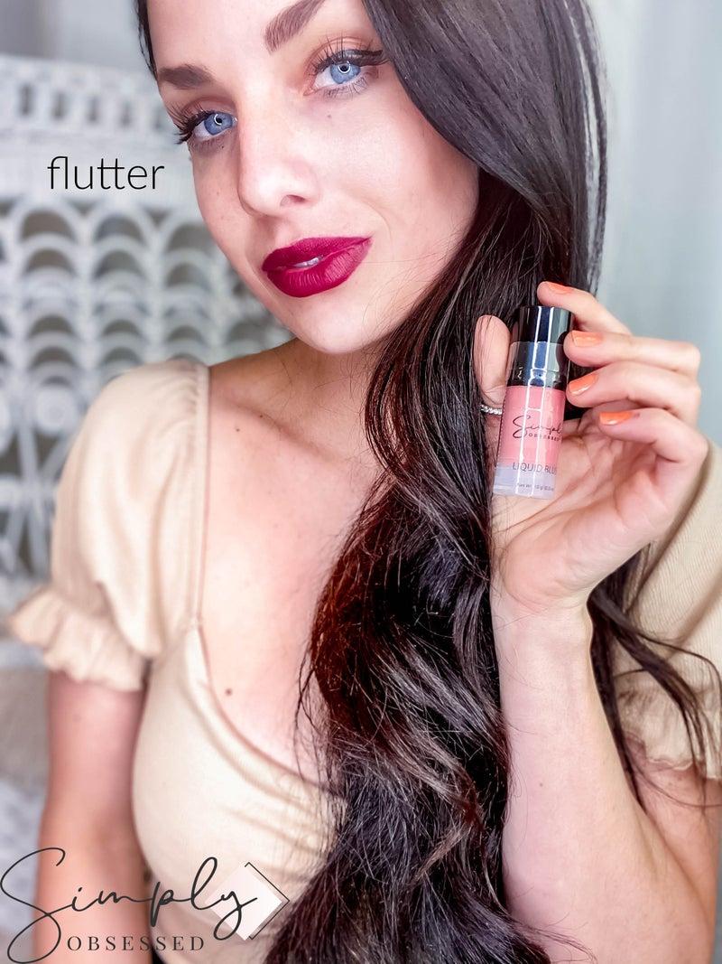 Cosmetic Corner - Liquid Blush