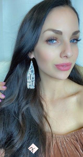 NATIVO SOUL - Picasso Beaded Earrings