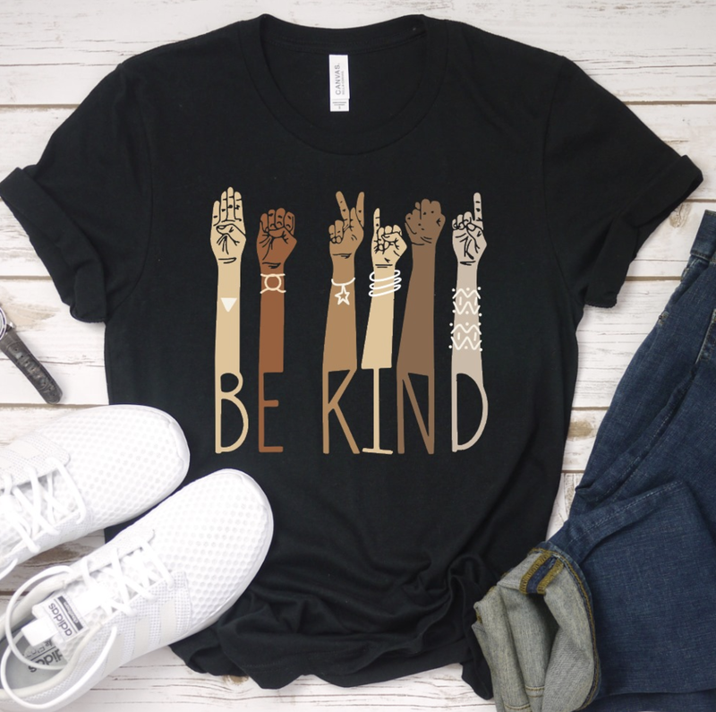 Be Kind Top Pre-order + Donation