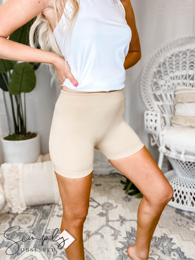 By Together - Seamless Mini Shorts