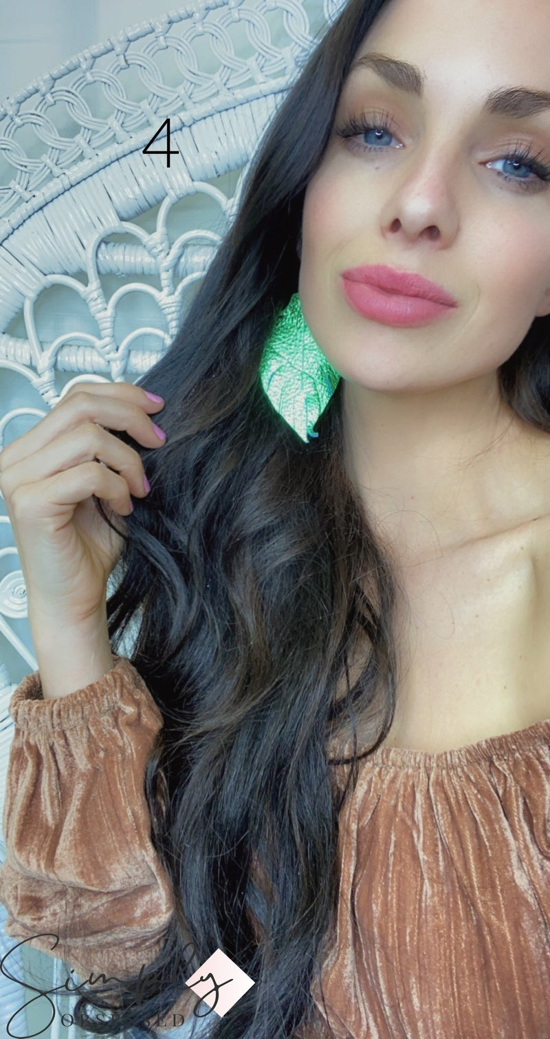 Emerge Large Laura Earrings